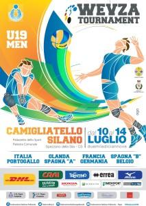 Poster WEVZA U19M Camigliatello